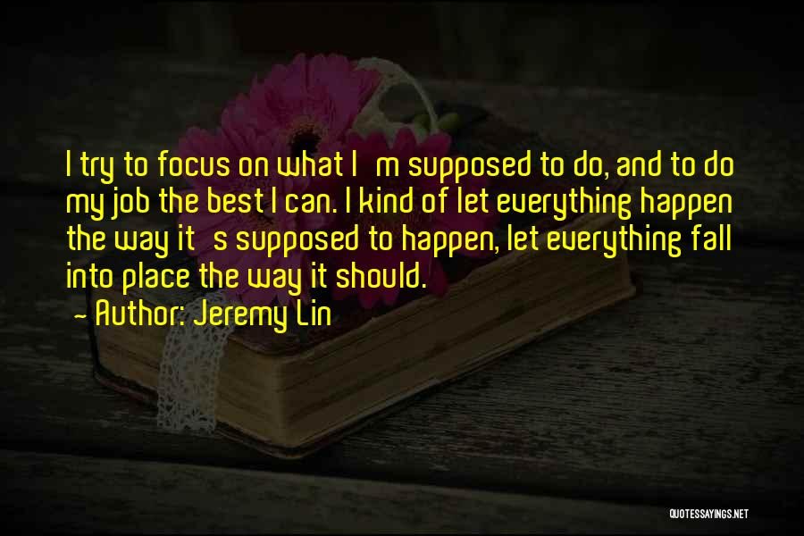 Jeremy Lin Quotes 1174384