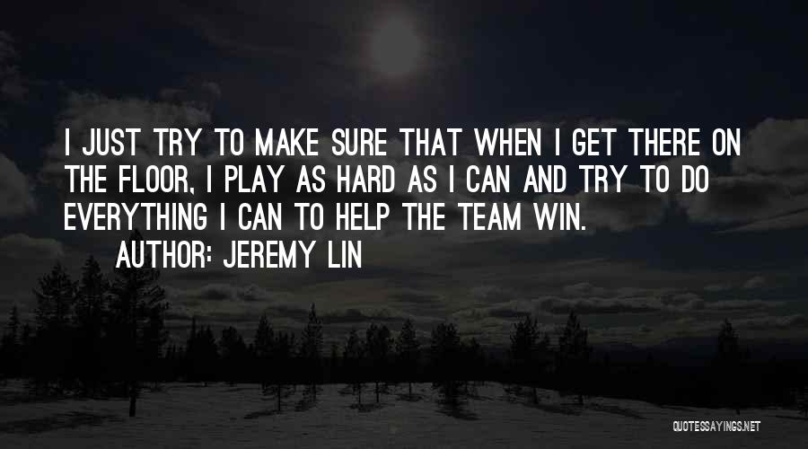Jeremy Lin Quotes 161911