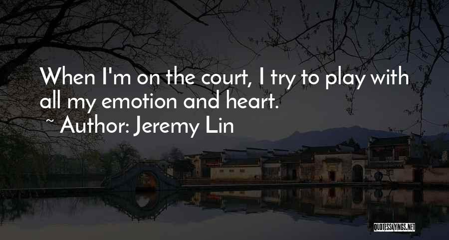 Jeremy Lin Quotes 1958215