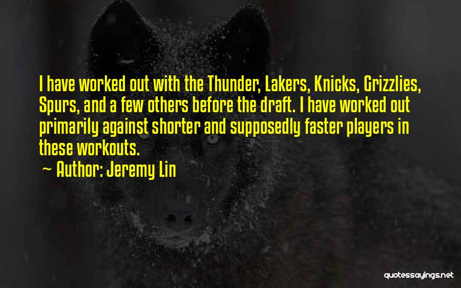 Jeremy Lin Quotes 304434