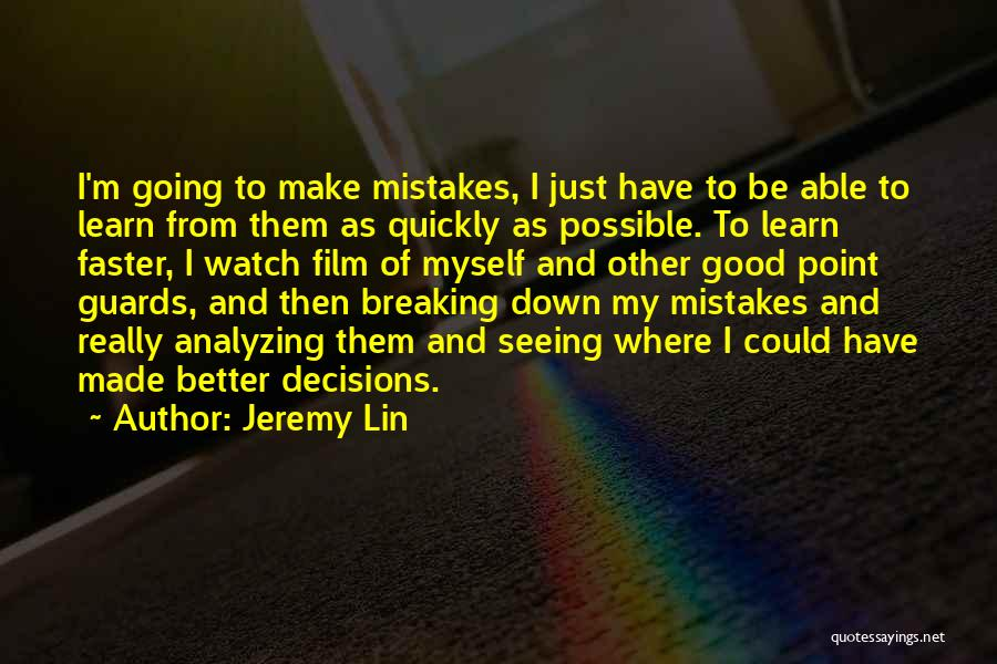 Jeremy Lin Quotes 922650