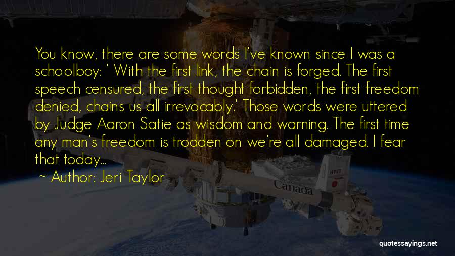Jeri Taylor Quotes 1579942