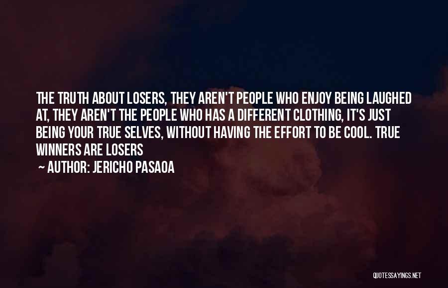 Jericho Pasaoa Quotes 2114459