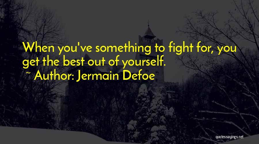 Jermain Defoe Quotes 78502
