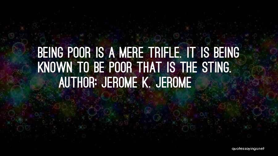 Jerome K. Jerome Quotes 146504