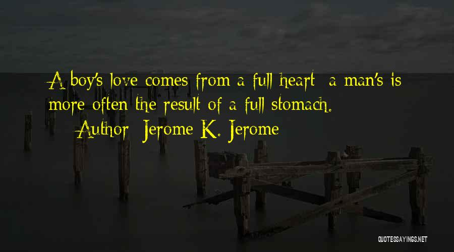 Jerome K. Jerome Quotes 1662817
