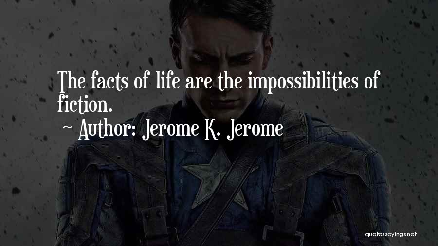 Jerome K. Jerome Quotes 2055782