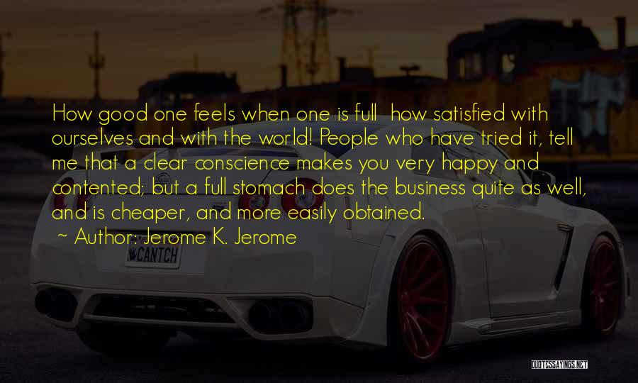 Jerome K. Jerome Quotes 2194293