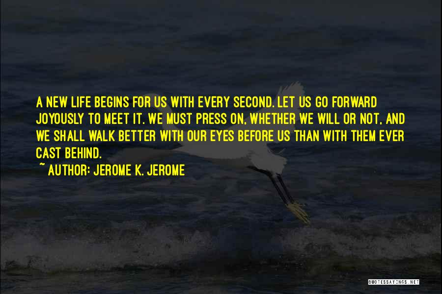 Jerome K. Jerome Quotes 403079