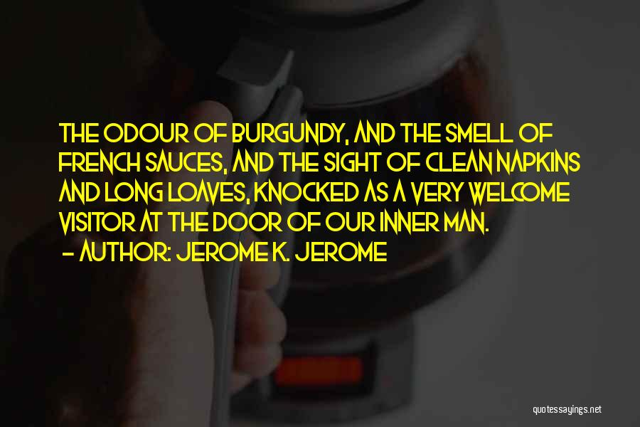 Jerome K. Jerome Quotes 442405