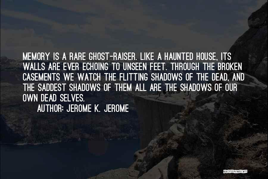 Jerome K. Jerome Quotes 544248