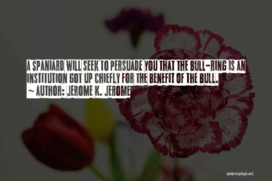 Jerome K. Jerome Quotes 714374