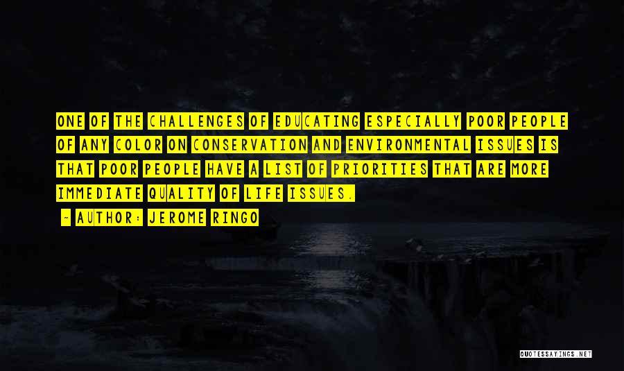 Jerome Ringo Quotes 1714937