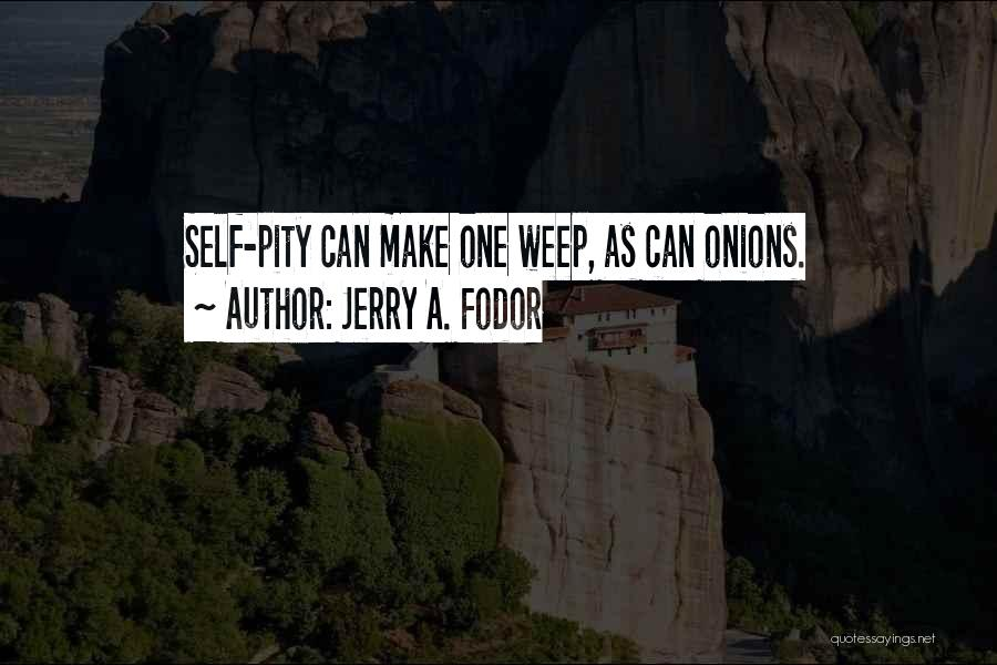 Jerry A. Fodor Quotes 404972