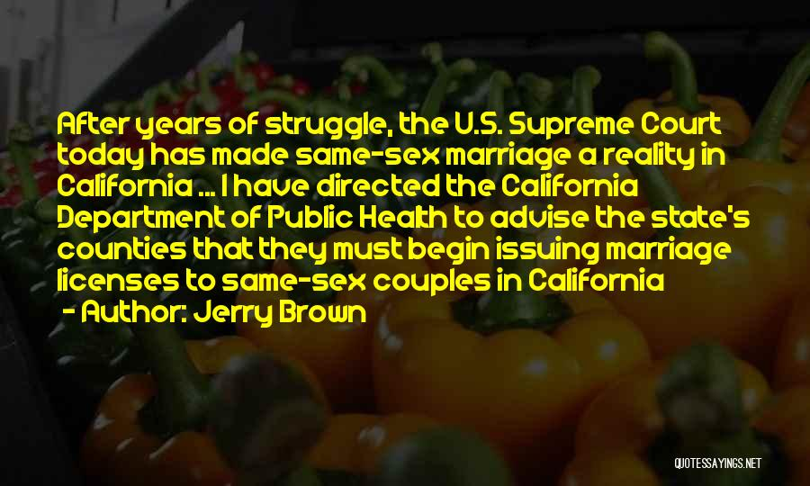 Jerry Brown Quotes 418050