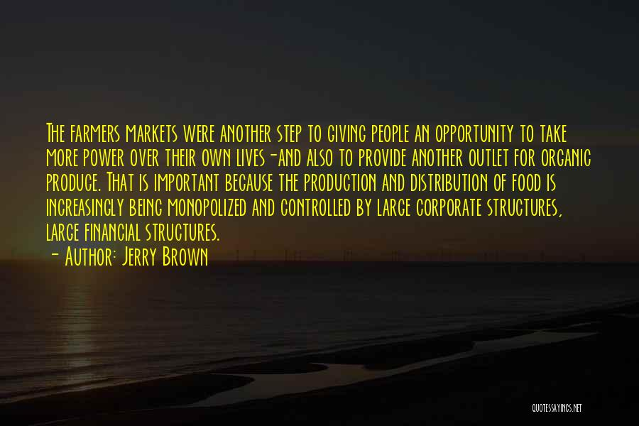 Jerry Brown Quotes 729866