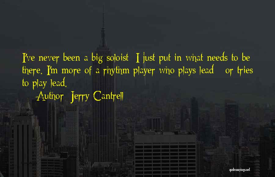 Jerry Cantrell Quotes 2143818