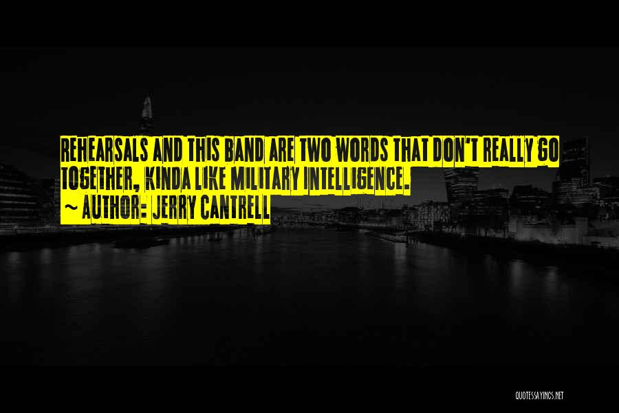 Jerry Cantrell Quotes 827346