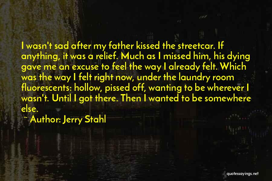 Jerry Stahl Quotes 1438438