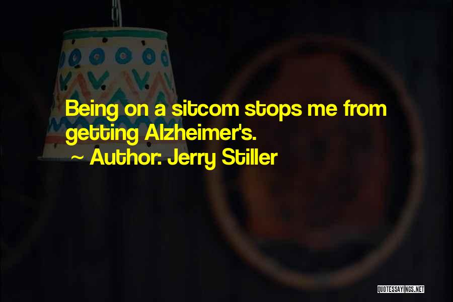Jerry Stiller Quotes 910156