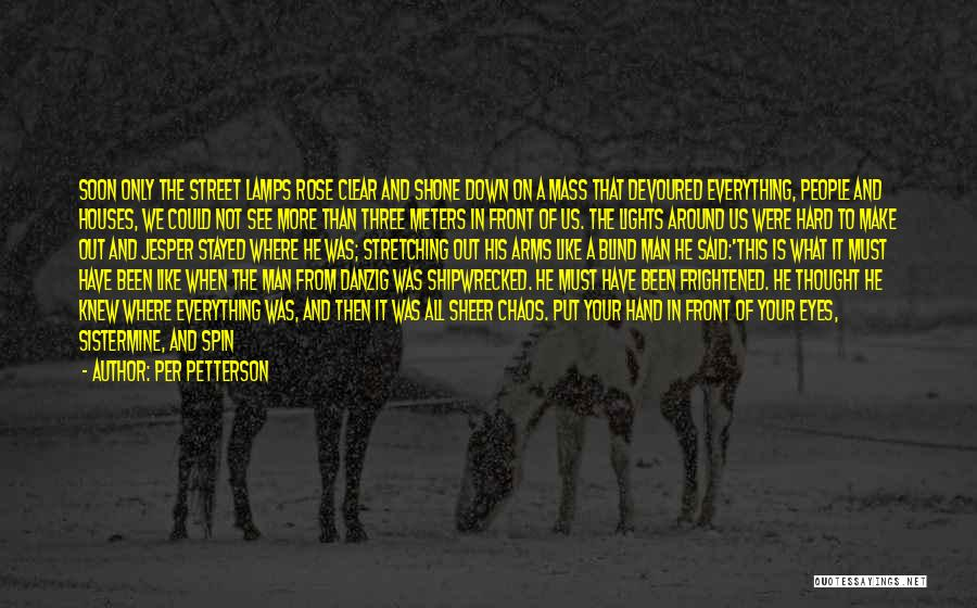Jesper Quotes By Per Petterson