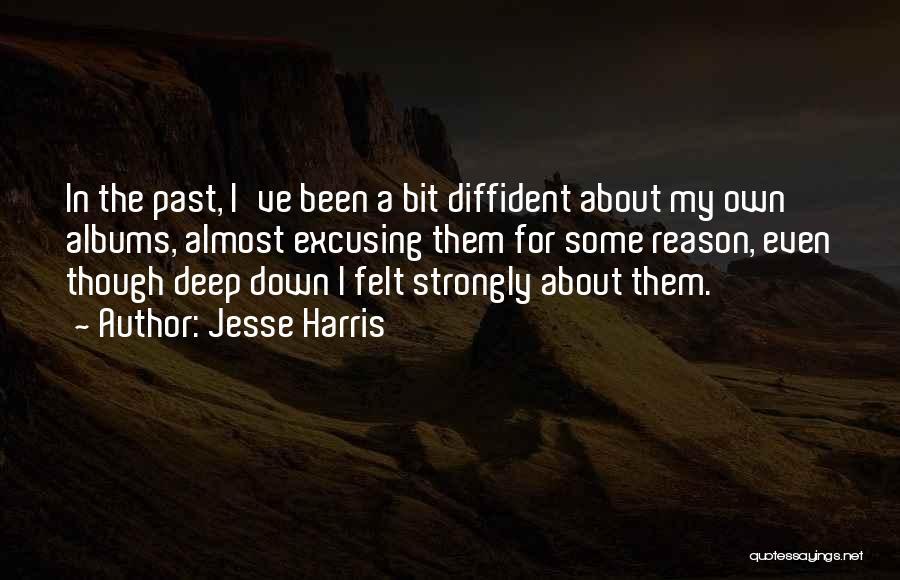 Jesse Harris Quotes 1023233