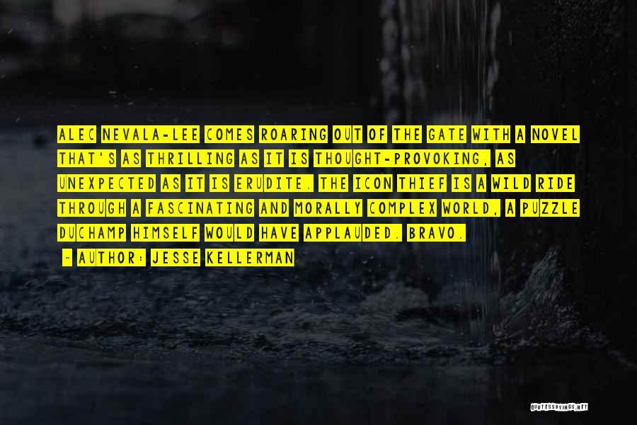 Jesse Kellerman Quotes 1332691
