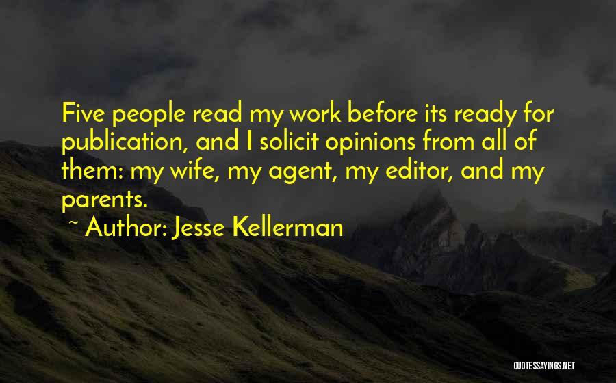 Jesse Kellerman Quotes 1348959