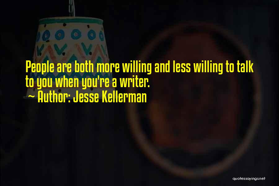 Jesse Kellerman Quotes 1487951
