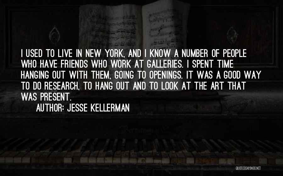 Jesse Kellerman Quotes 158076