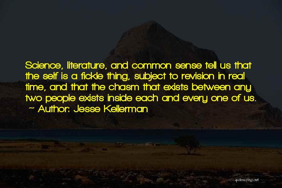 Jesse Kellerman Quotes 1878277