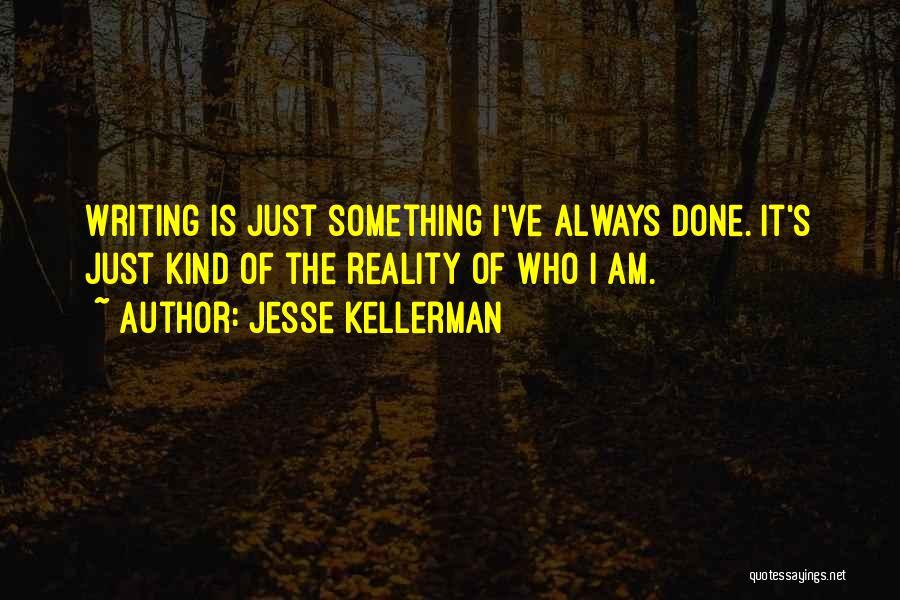 Jesse Kellerman Quotes 2262013