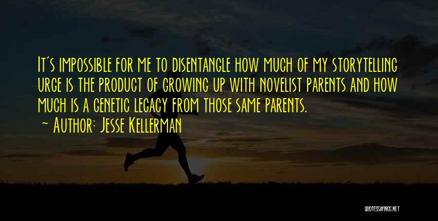 Jesse Kellerman Quotes 411839