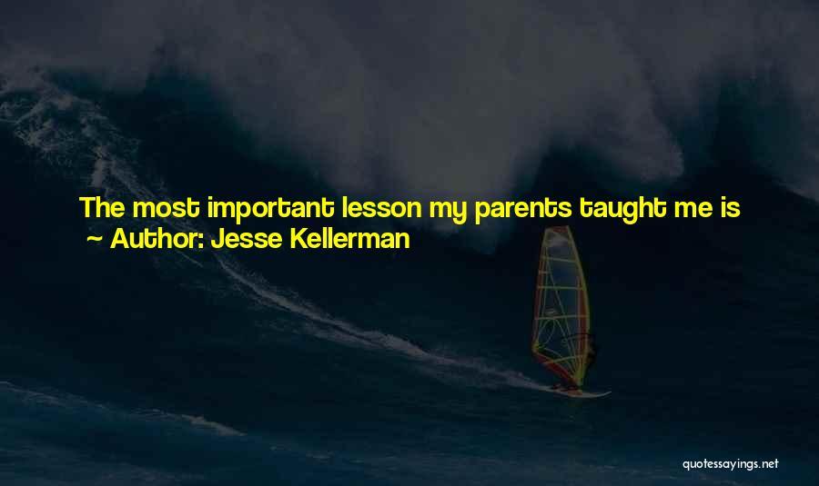 Jesse Kellerman Quotes 734531