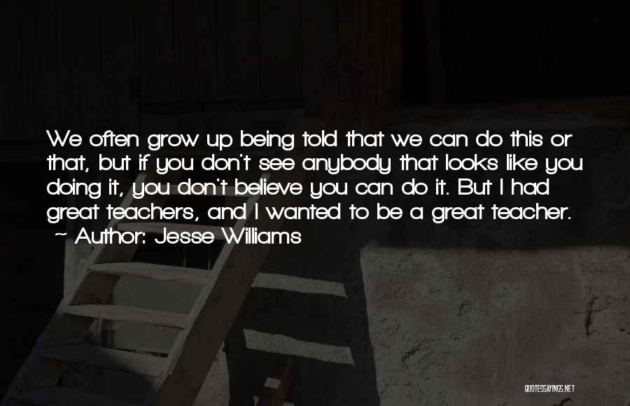 Jesse Williams Quotes 1800453