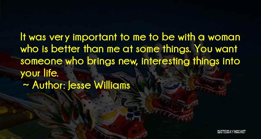 Jesse Williams Quotes 2083214