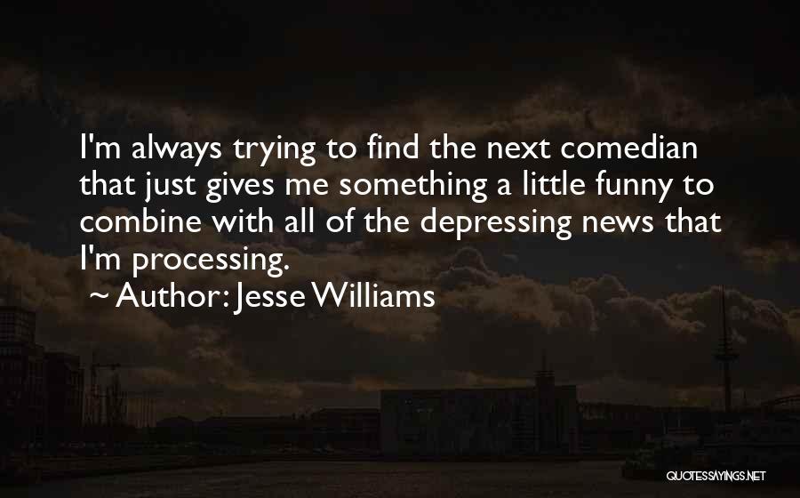 Jesse Williams Quotes 830531