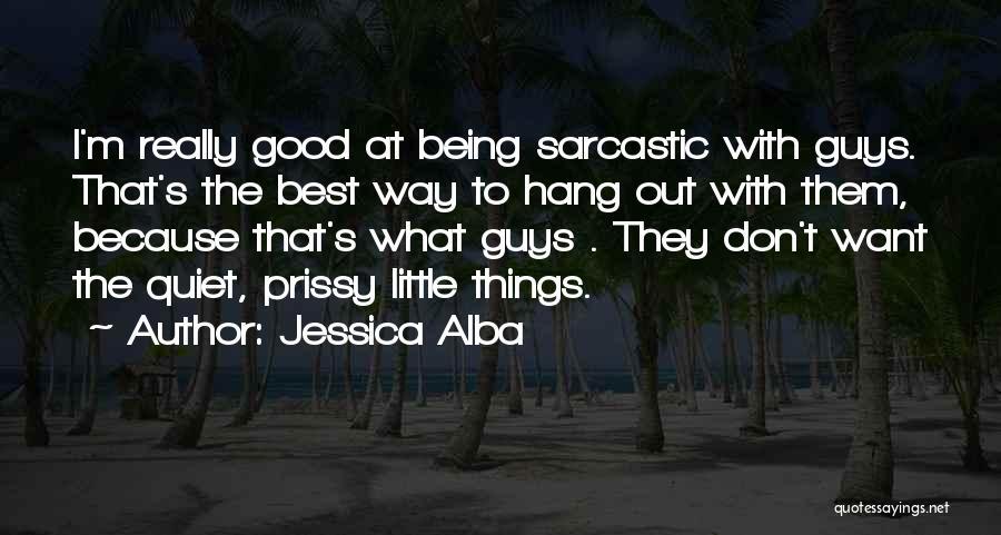 Jessica Alba Quotes 1329889