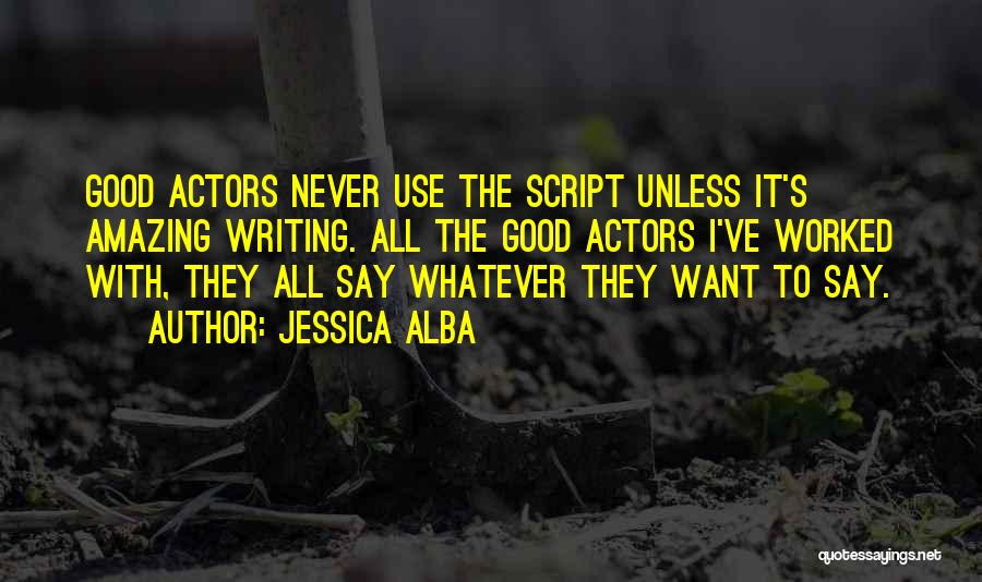 Jessica Alba Quotes 703558