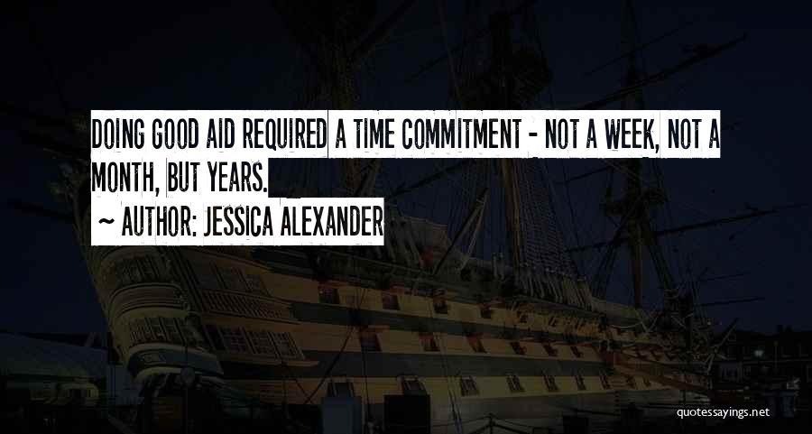 Jessica Alexander Quotes 1389576