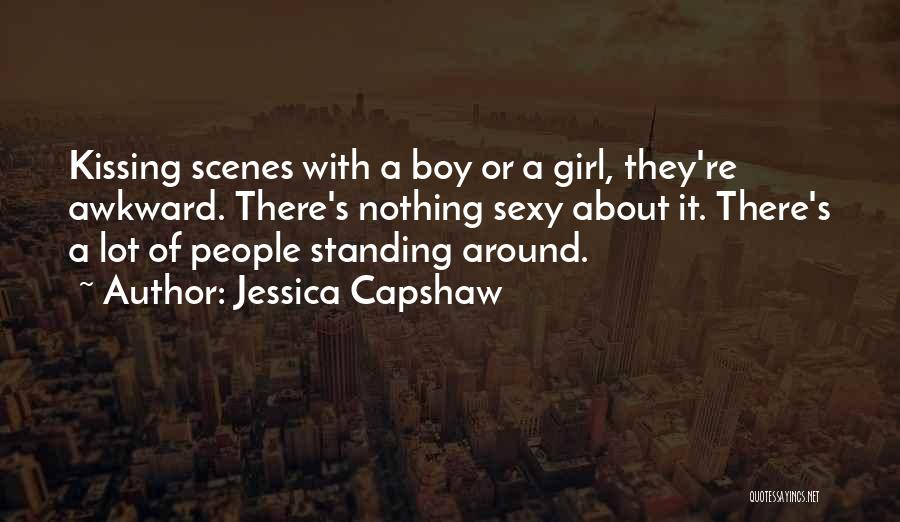 Jessica Capshaw Quotes 1002367
