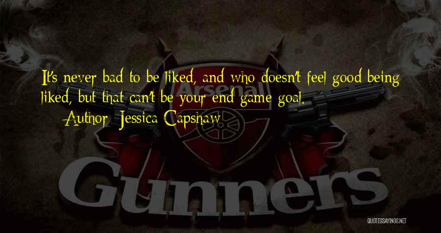 Jessica Capshaw Quotes 1436060
