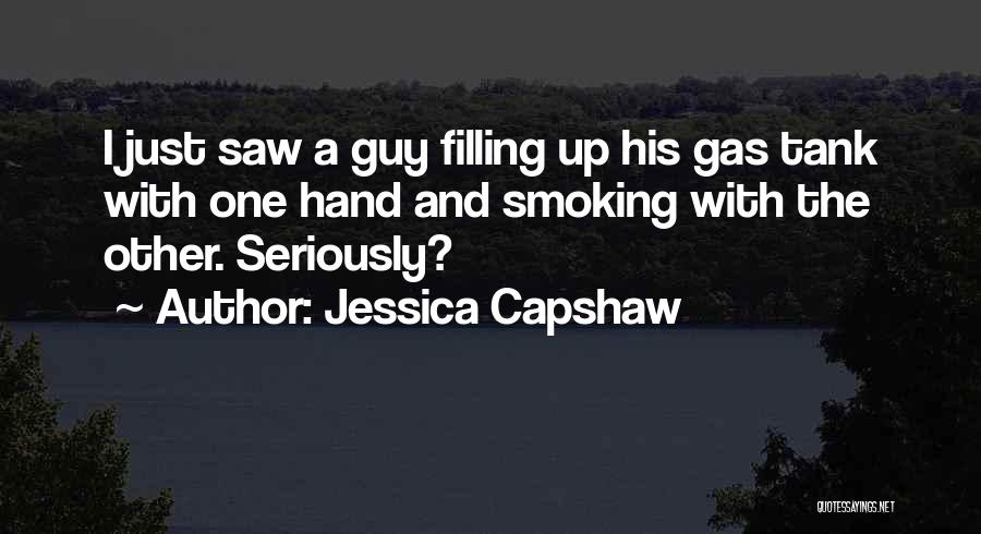 Jessica Capshaw Quotes 161685