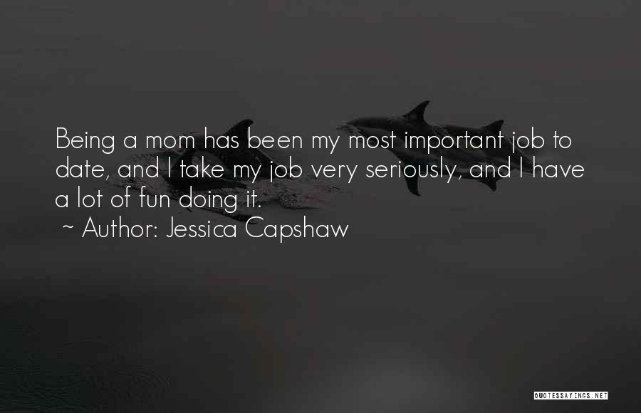 Jessica Capshaw Quotes 1886143