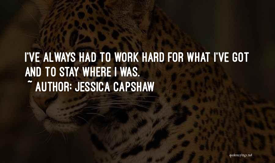 Jessica Capshaw Quotes 1923955