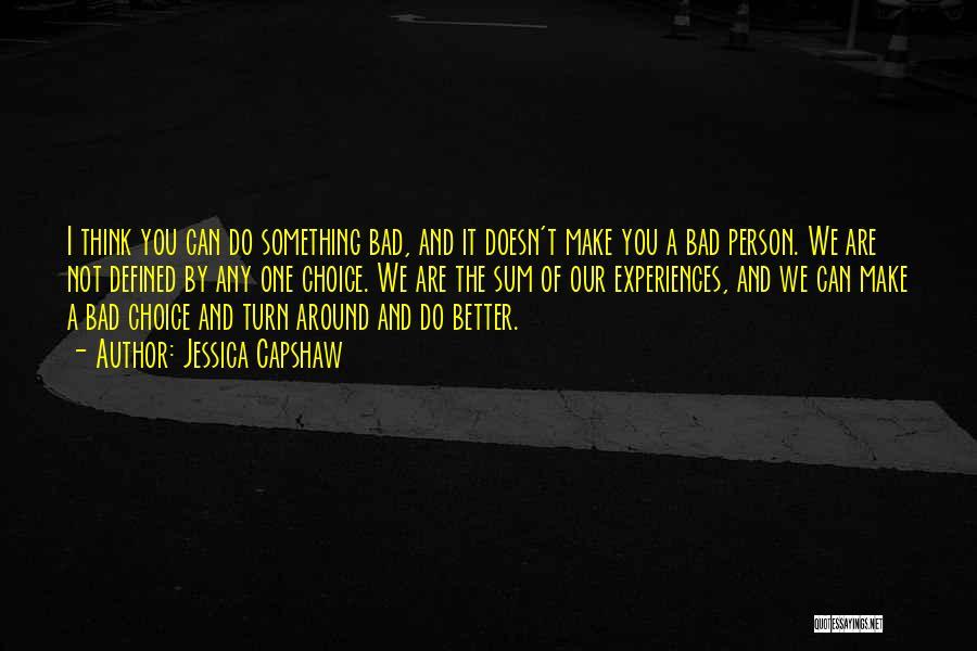 Jessica Capshaw Quotes 1942080