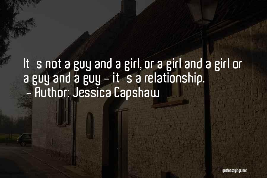 Jessica Capshaw Quotes 2077117