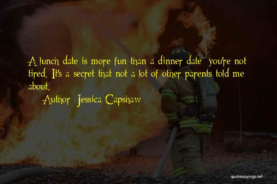 Jessica Capshaw Quotes 685756