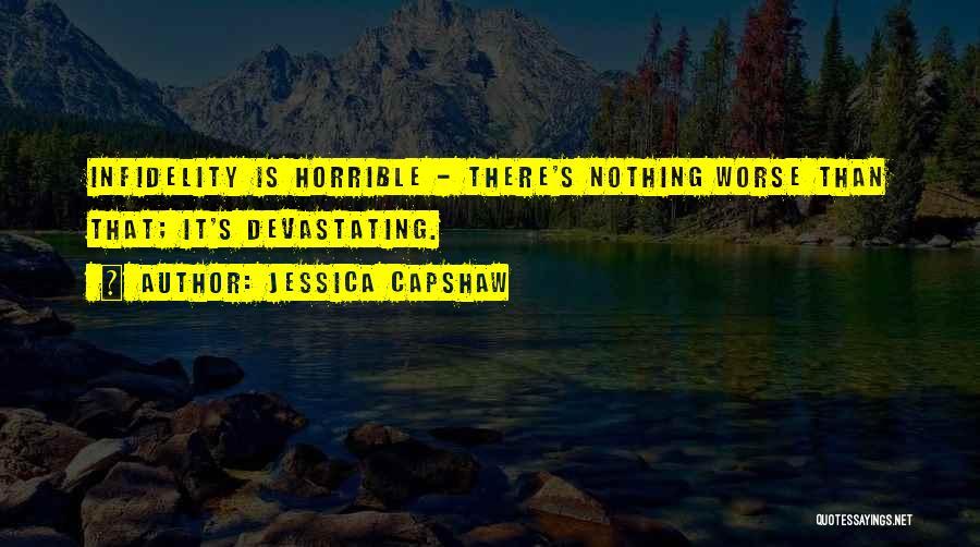 Jessica Capshaw Quotes 686248