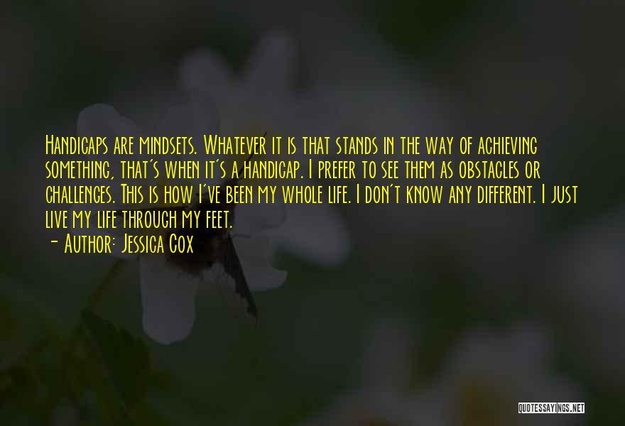 Jessica Cox Quotes 83704